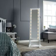 See more information about the Amoire Mirror White