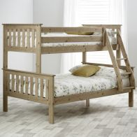 See more information about the Carra Small Double Bunk Bed Pine
