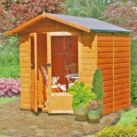 See more information about the Shire Avance Garden Summerhouse (7' x 5')