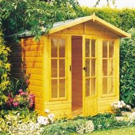 See more information about the Shire Badminton Shiplap Garden Summerhouse 7' x 10'