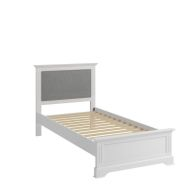 See more information about the Banbury 3ft Single Bed Frame White