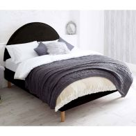 See more information about the Bakewell Divan Pine Black 3ft Single Bed Frame