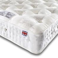 See more information about the Cashmere Wool & Pocket Sprung Mattress Small Single Firm