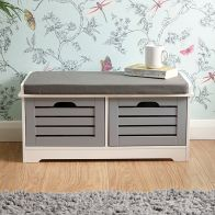 See more information about the Cavendish & Grey Shoe Storage White 2 Door