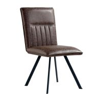 See more information about the Urban Retro Dining Chair Brown
