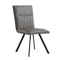 See more information about the Urban Retro Dining Chair Grey