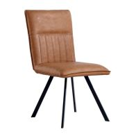 See more information about the Urban Retro Dining Chair Tan