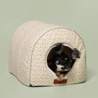See more information about the Cath Kidston Provence Rose Igloo Bed with Luxury Comfort Inner