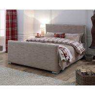 See more information about the Lansfield Heritage Pine Brown 3ft Single Bed Frame
