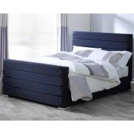 See more information about the Lansfield Scandi Pine Black 3ft Single Bed Frame