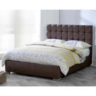 See more information about the Lansfield Gatsby Classic Pine Brown 3ft Single Bed Frame
