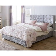 See more information about the Lansfield Gatsby Classic Pine Silver 3ft Single Bed Frame