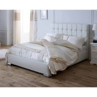 See more information about the Lansfield Gatsby Classic Pine White 3ft Single Bed Frame