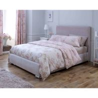 See more information about the Lansfield Heritage Classic Pine Pink 3ft Single Bed Frame
