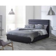 See more information about the Lansfield Scandi Classic Pine Black 3ft Single Bed Frame