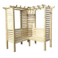 See more information about the Shire Clematis Pressure Treated Garden Arbour