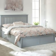 See more information about the Como Single Ottoman Bed Grey