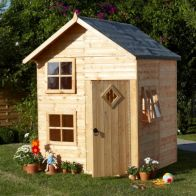 See more information about the Shire Croft Garden Playhouse 5' x 5'