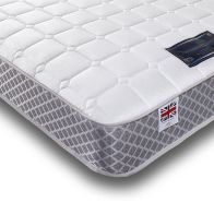 See more information about the Crystal Super Coil Memory Mattress Small Single Medium Soft