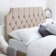 See more information about the Castleton Cream 3ft Single Bed Headboard