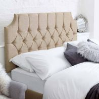 See more information about the Castleton Brown 3ft Single Bed Headboard