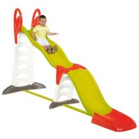 See more information about the Smoby Childrens 2-In-1 XL Super Garden Outdoor Slide