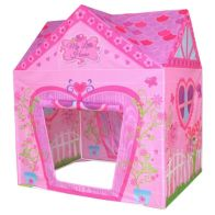 See more information about the My Little House Play Tent Pink Playhouse Children Tent Den