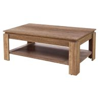 See more information about the Canyon Oak Finish Coffee Table