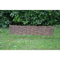 See more information about the Willow Weave Garden Edging 100cm x 35cm