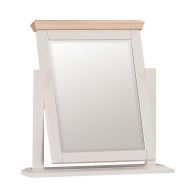 See more information about the Country Cottage Trinket Mirror Cream & Oak