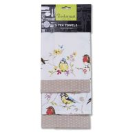 See more information about the Dawn Chorus Kitchen Tea Towels (3 Pack)