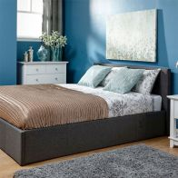 See more information about the Winston King Size Bed Grey