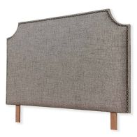 See more information about the Farmhouse Headboard Grey Single