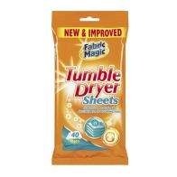 See more information about the Tumble Dryer Sheets 40Pk