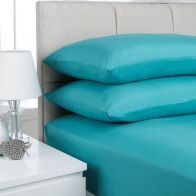 See more information about the Fusion 2 Pack Pillow Case Teal