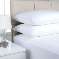 See more information about the Fusion Pillowcases - White