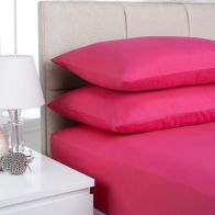 See more information about the Fusion 2 Pack Pillow Case Cerise