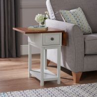 See more information about the Broadway Drop Leaf End Table