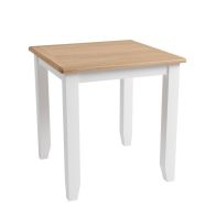 See more information about the Ava Oak Square 2/4 Seat Dining Table White