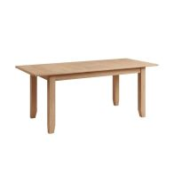 See more information about the Oxford Oak Rectangular Extending 6/8 Seat Extending Dining Table