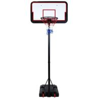 See more information about the Basketball Net Adjustable Height 205-305cm Hoop Backboard Stand