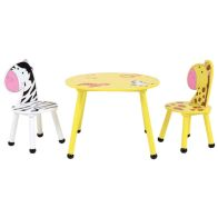 See more information about the Jungle Safari Furniture Set