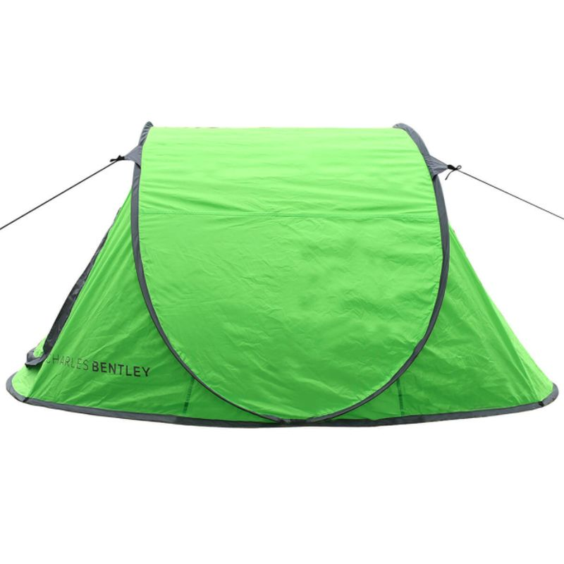 Buy 2 Man Instant Pop Up Camping Tent With Waterproof