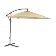 See more information about the Bentley 3M Beige Hanging Banana Garden Crank Parasol
