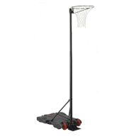 See more information about the Netball Hoop Post 1.4M - 2.75M Free Standing On Wheels