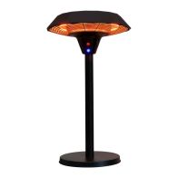 See more information about the Electric Table Top Garden Patio Heater 2000W