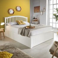 See more information about the Grayson Small Double Ottoman Bed White