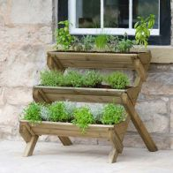 See more information about the Stepped Herb Garden Planter
