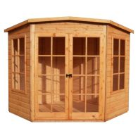 See more information about the Shire Hampton Garden Summerhouse (7' x 7')