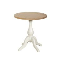 See more information about the Harmony White Side Table